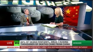 Stopping Chinese fentanyl 'a great start' to ending US drug crisis – doctor