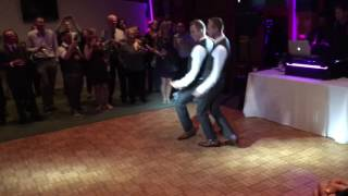 Michael & Tyler - First Dance as Mr & Mr - Wedding Dance Lessons @ DF Dance Studio