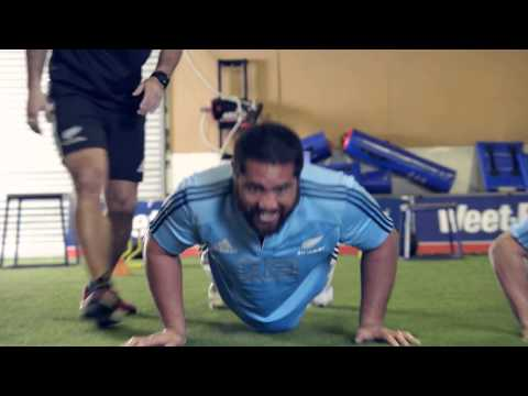 All Blacks Boot Camp