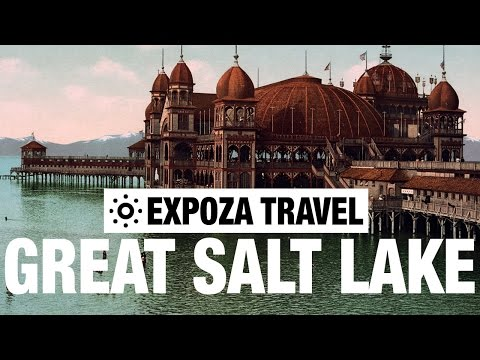 Great Salt Lake Vacation Travel Video Guide