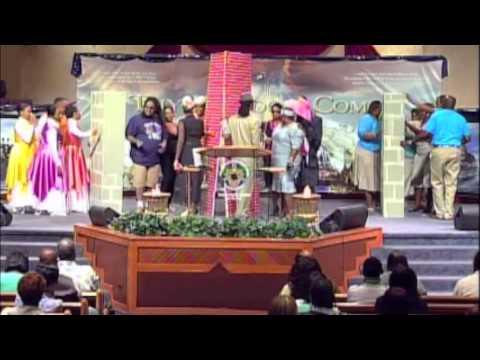 """Pastor Sherree Lee 7/24/2011 """"Tear Down Walls"""""""