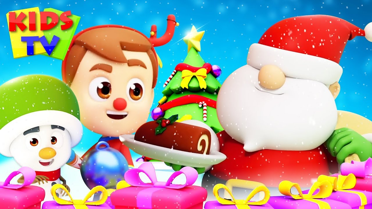 We Wish You A Merry Christmas | Super Supremes Cartoons | Xmas Songs for Kids