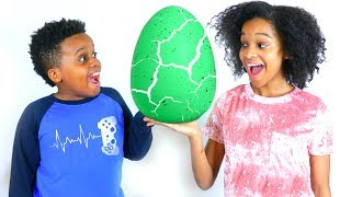 WHAT'S INSIDE THIS EGG!? - Onyx Team