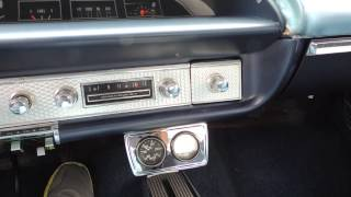 1964 impala super sport blue for sale at coyoteclassics com