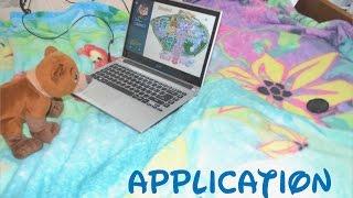 Disney Cultural Exchange Program #2 - Online Application