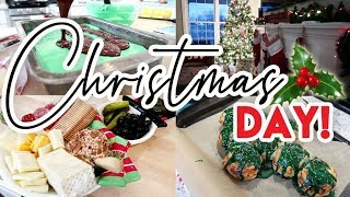 🎄 VLOGMAS 2019 DAY 26 🎁 CHRISTMAS DAY! 😀 COOK WITH ME 🥩 BEEF STEW + CHOCOLATE MINT BROWNIES