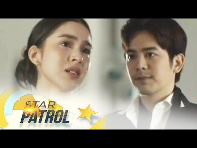 Moira ibinunyag kung bakit JoshLia ang bumida sa 'Paubaya' video | Star Patrol