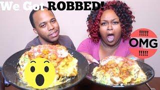 LOADED BAKED POTATO MUKBANG | STORYTIME (We Got Robbed!) | FRITZ FAMILY ENT.