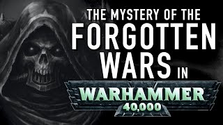 40 Facts and Lore on the Dark Angels Forgotten Wars in Warhammer 40K