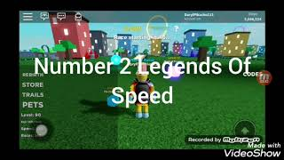 My top 5 favourite games in roblox.