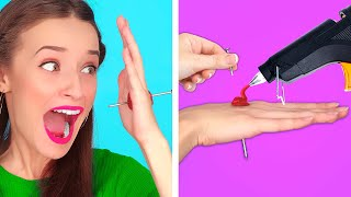 Gambar cover BACK TO SCHOOL PRANKS TO PULL ON FRIENDS AND TEACHERS || Funny DIY Pranks by 123 GO!