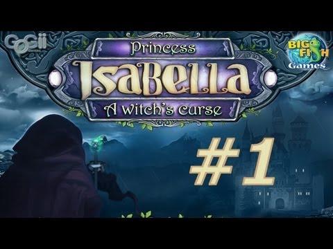 Принцесса Изабелла Проклятие ведьмы.