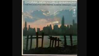 "(1956)Dvorak: Symphony No. 9 ""From the New World"" Eugene Ormandy; Philadelphia Orchestra"
