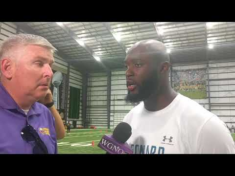 Leonard Fournette says LSU just needs to 'put the pieces together'
