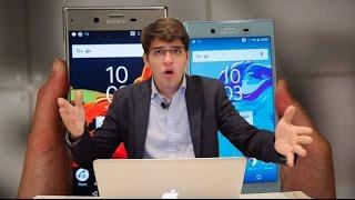 Sony Xperia XZ 2017 - Primeros RUMORES - Diseño, Características y Lanzamiento , en español