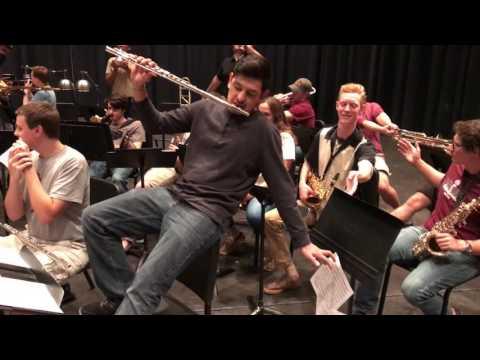 Bethel College Wind Ensemble Mannequin Challenge