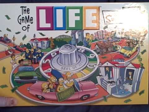 THE LIFE GAME OF
