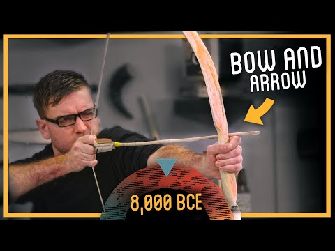 Crafting A Primitive Bow And Arrow