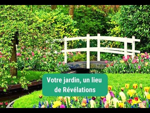Le Jardin Feng Shui Lieu De Revelation Michele Goessens