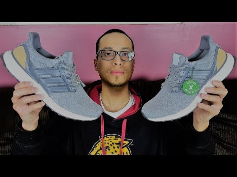96791da7b6f StockX Steal! Under Retail Pick-Up! Adidas Ultra Boost 3.0 LTD Grey Leather  Cage Review!