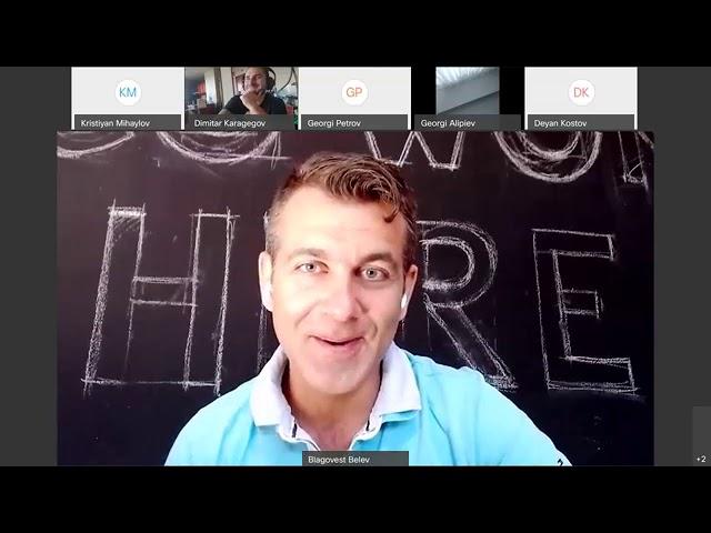 Разговор с Благовест Белев за криптовалути и свобода