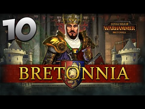 FURY OF THE FAY! Total War: Warhammer - Bretonnia Campaign #10