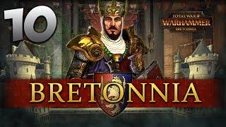 FURY OF THE FAY! Total War: Warhammer - Bretonnia Campaign #10