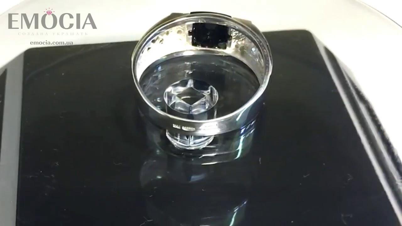Мужские печатки серебро - YouTube