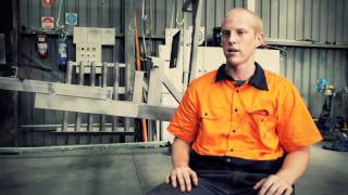 Zachary Wells - Apprentice Fitter and Turner