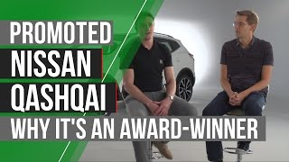 Promoted: Why The Nissan Qashqai Is A What Car? Award Winner