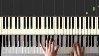 Như Những Phút Ban Đầu - Hoài Lâm Piano Cover