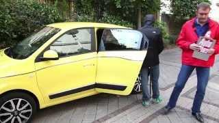 Vol : 12 sec chrono pour ouvrir une Renault Twingo