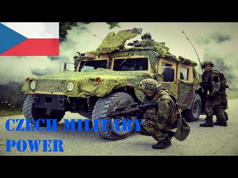 Czech Military Power 2016 HD