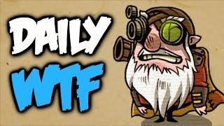 Dota 2 Daily WTF - Fight!!