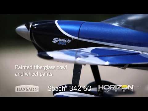 Sbach 342 60 ARF by Hangar 9