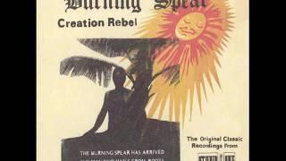 burning spear creation rebel full album 2004