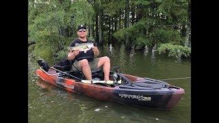 Maiden voyage in my new Titan 10.5! Feat. Pau_Fishing!