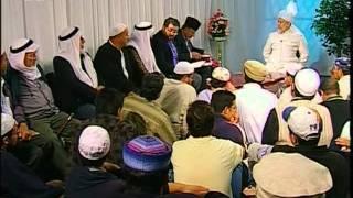 Liqa Ma'al Arab 5 August 1998 Question/Answer English/Arabic Islam Ahmadiyya