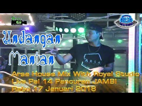 """""""UNDANGAN MANTAN"""" ARSA Special Party At JAMBI City (17/10/18) Created By Royal Studio"""