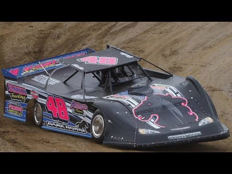 #48 Robbie Lewis -Late Model- Portsmouth Raceway Park *24th Annual Fred Dillow Memorial Race