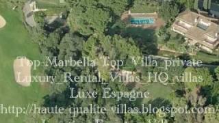 Marbella Location Villa Espagne HQ- Villas
