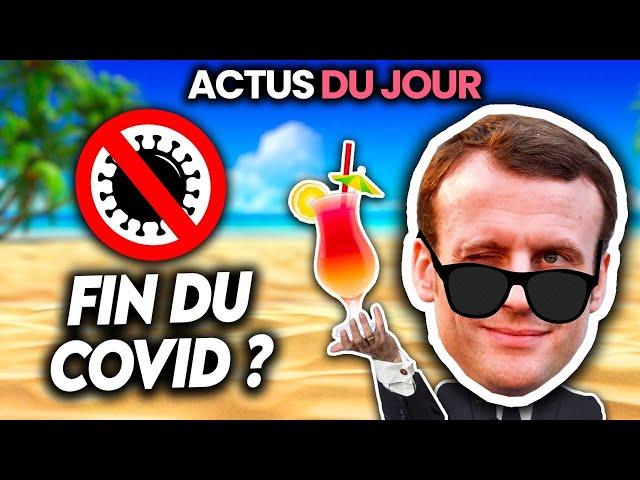 Date de fin du Covid, votre été, mafieux youtuber, comprendre la Syrie... Actus du jour