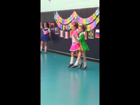 Elizabeth and Maggie Dennehy Dance Over the Rainbow 2015