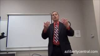 Andy Biggs on Manipulating Rules at the Arizona Legislature