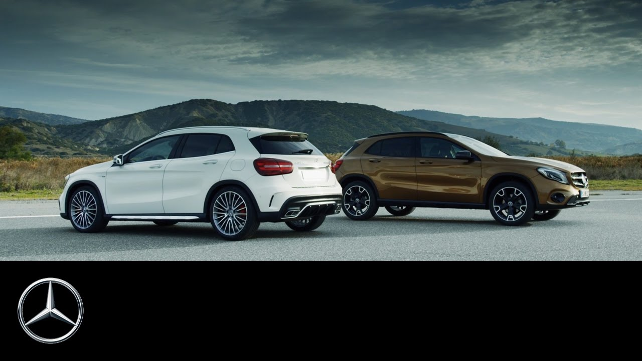 The New GLA: Fitness Programme For Compact SUV | Trailer   YouTube