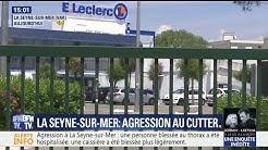 Agression au cutter à La Seyne-sur-Mer (Var)