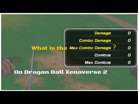 What is the max Combo Damage on Dragon...
