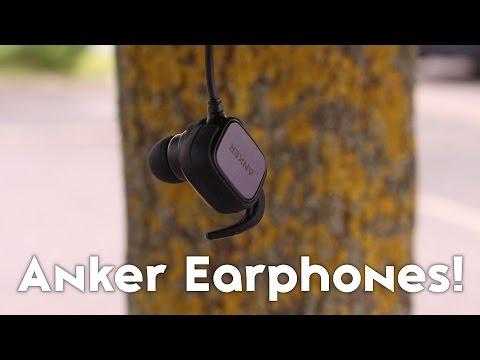 Anker Soundbuds Sport Wireless Earphones Review! [BEST RUNNING EARPHONES?!]