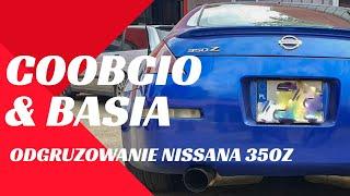#21 Coobcio & Basia - Odgruzowanie Nissana 350z YouTube Videos