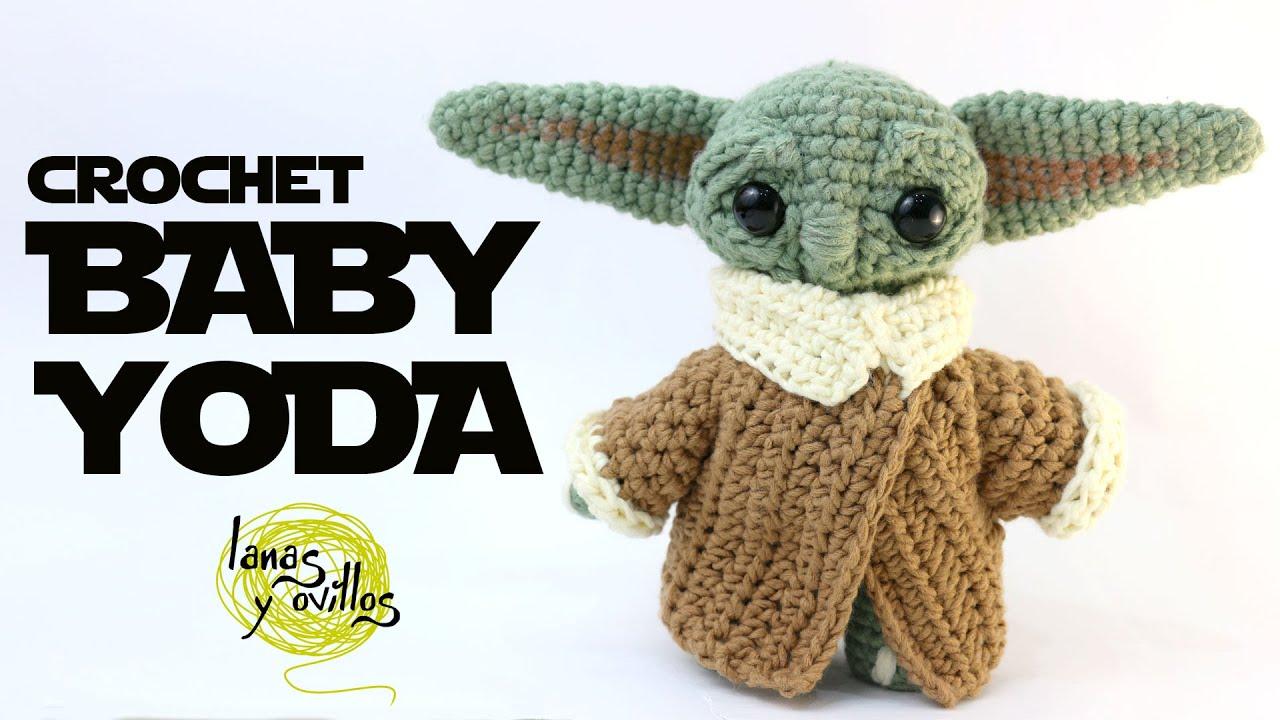 Patrón maestro yoda - amigurumi de filohmena en Etsy | Crochet ... | 720x1280